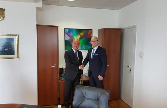 Susret s predstavnicima PPA Republike Mađarske