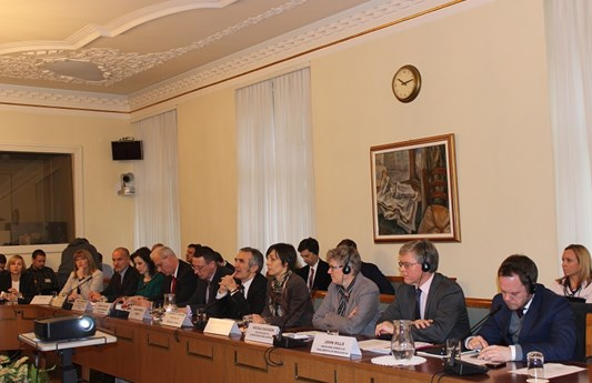 Okrugli stol: Izazovi pred nama: etika, antikorupcijska politika i procesuiranja