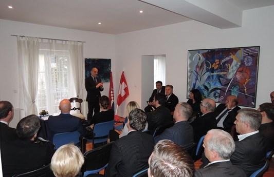 Skup Švicarsko-hrvatske poslovne udruge