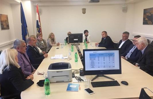 Posjet delegacije Odbora za gospodarstvo